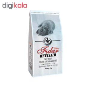 غذای خشک گربه فیدار پاتیرا