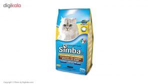 غذای خشک گربه سیمبا