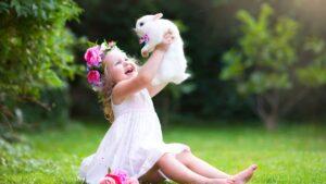 حیوان خانگی کودکان