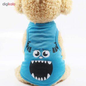 لباس سگ با طرح فانتزی