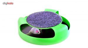 اسباب بازی گربه دوگز مدل Feline Frenzy ۴ نفر