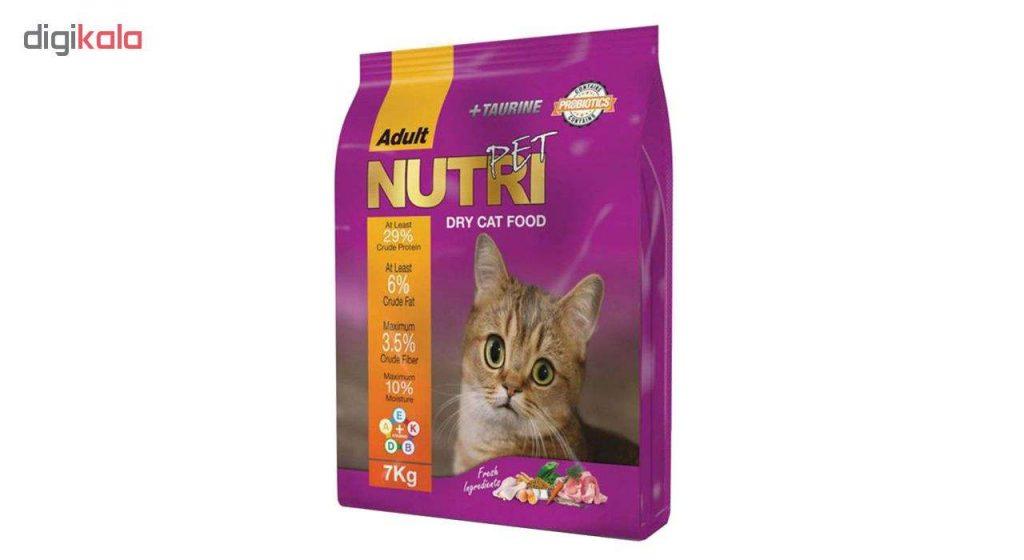 غذای خشک گربه نوتری