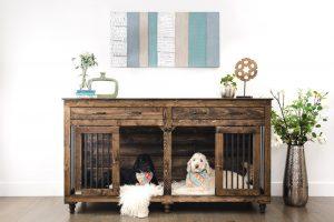 باکسهای دکوری و چوبی سگ