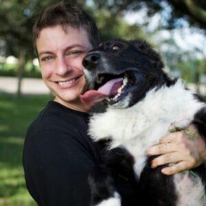 تربیت سگ با زک جورج