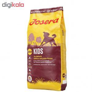 غذای خشک سگ جوسرا مدل Kids