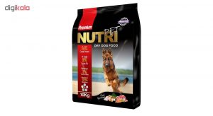 غذای خشک سگ پروبیوتیک نوتری پت