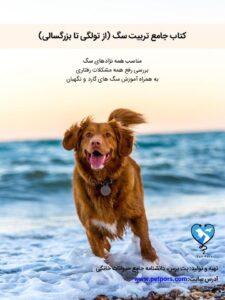 کتاب تربیت سگ (ایبوک)
