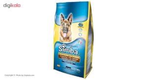 غذای خشک سگ سیمبا