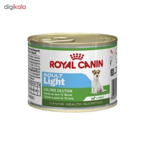 کنسرو سگ نژاد کوچک رویال کنین