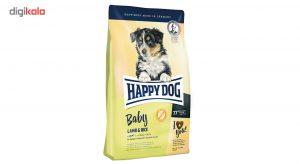 غذای توله سگ زیر 2 ماه هپی داگ