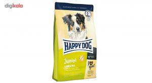 غذای خشک توله سگ هپی داگ سگ