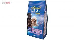 غذای سگ اسپشیال مناسب توله سگ اشپیتز