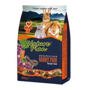 غذای خرگوش نیچر پلن