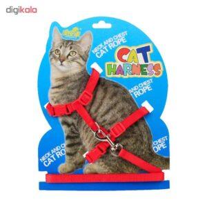 خرید قلاده بدنی گربه