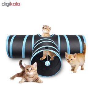 تونل گربه سه تایی