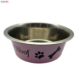 ظرف استیل سگ