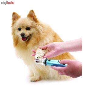 خرید سوهان برقی برای سگ کوچک