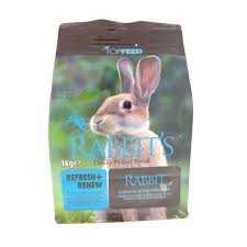 غذای خشک مخصوص خرگوش